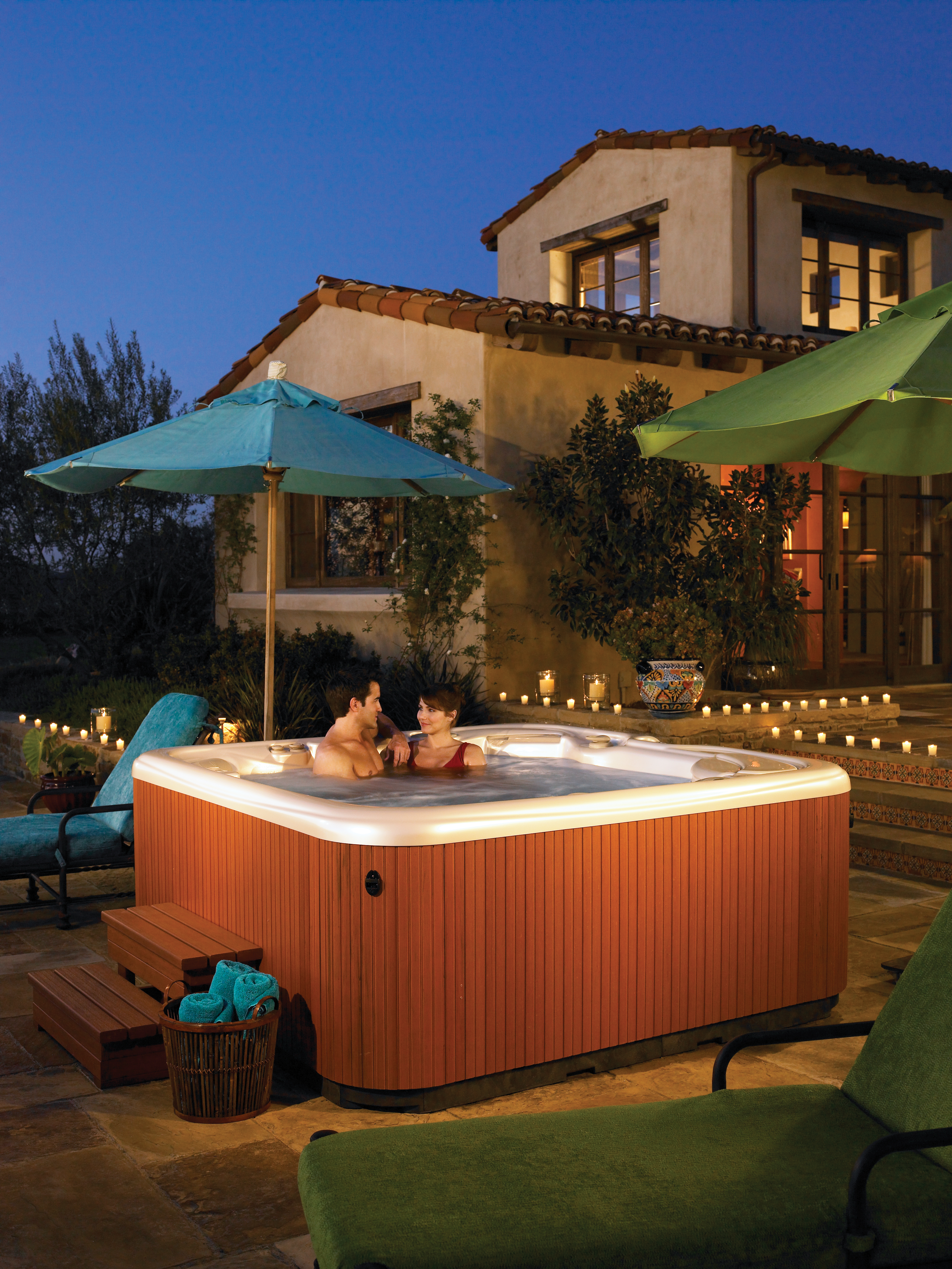 15 Ways To Relax In Your Hot Tub