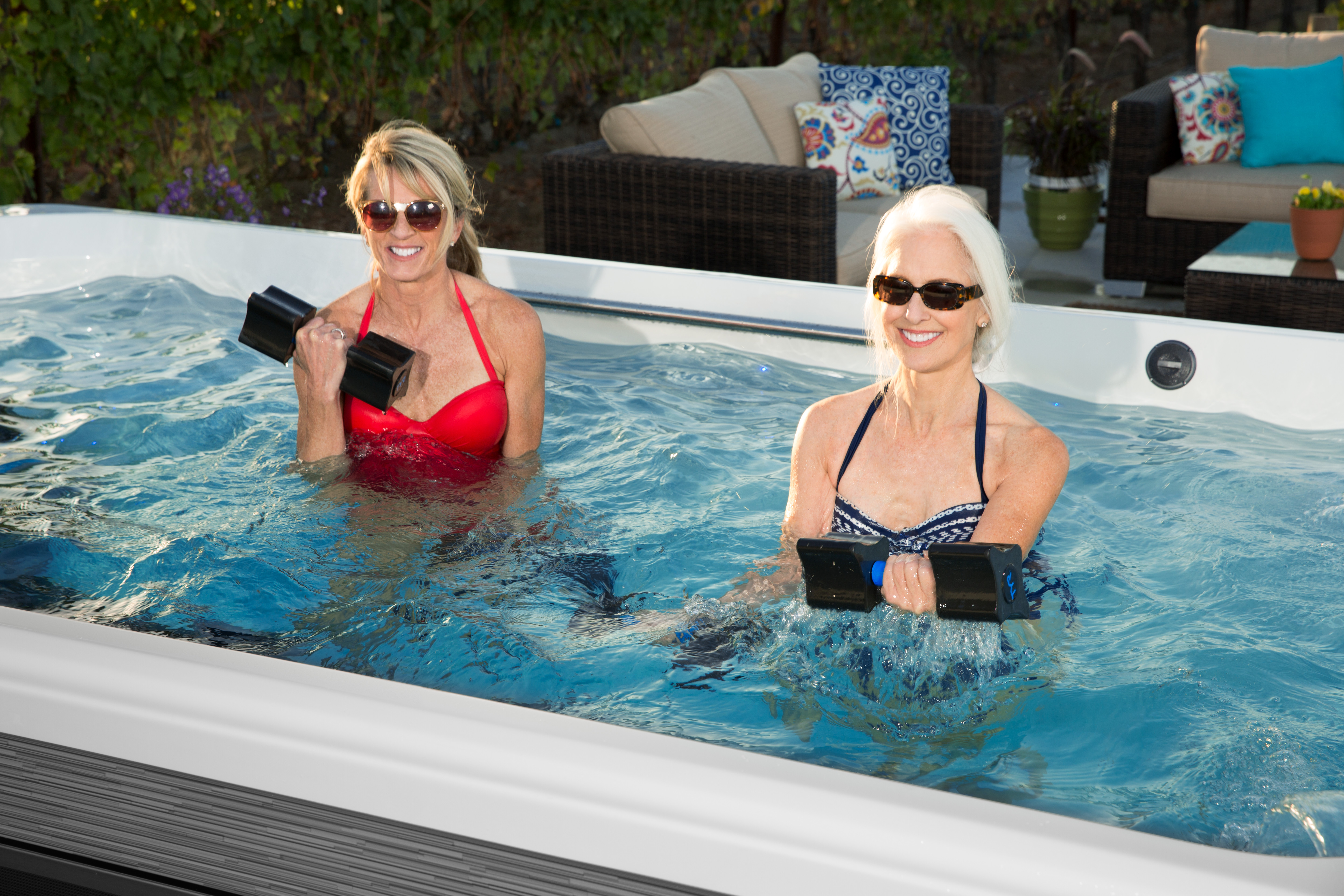 Keep Your Summer Body All Year Long With A Swim Spa