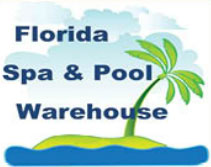 Florida Spa and Pool Warehouse logo