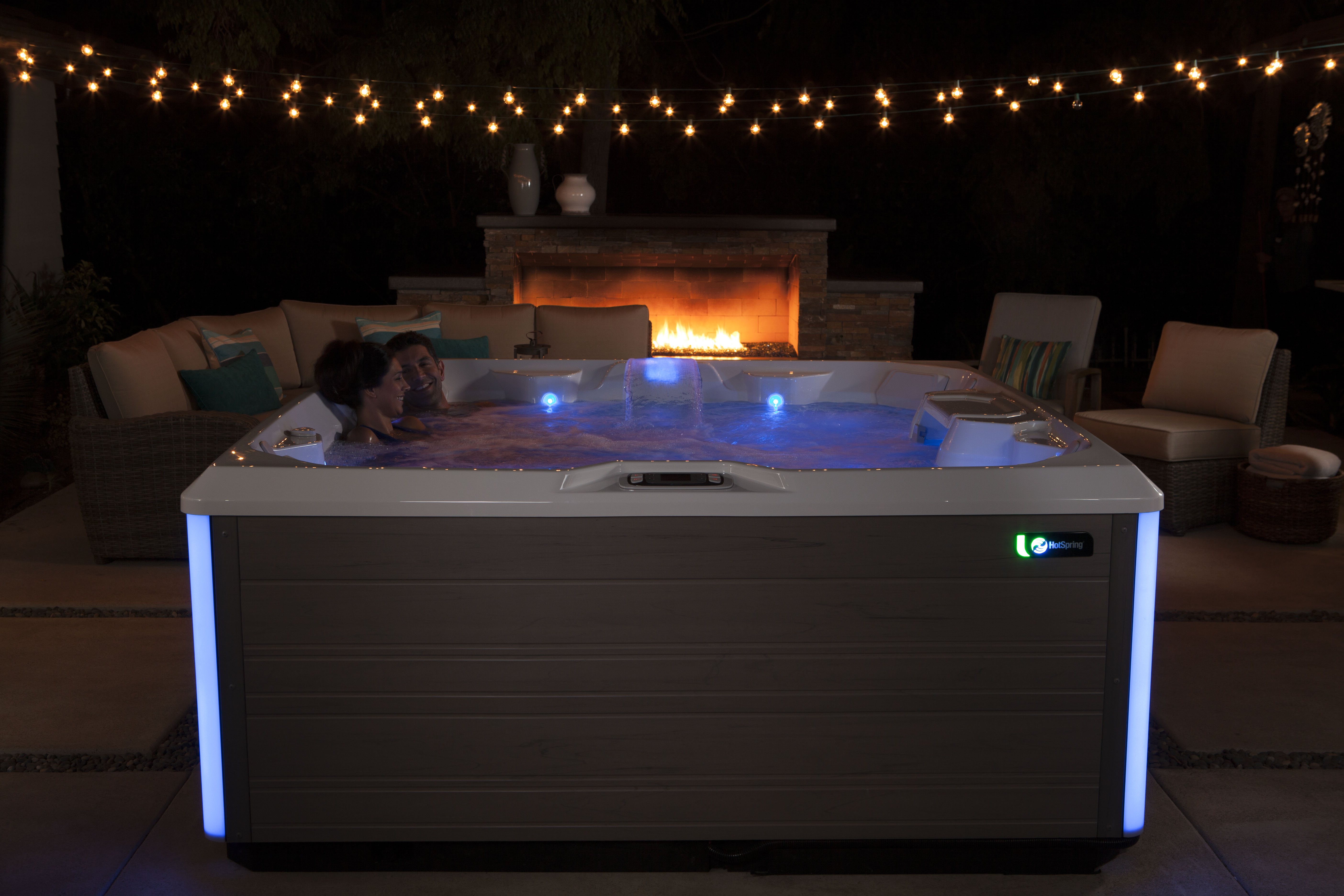 The best times to use your hot tub
